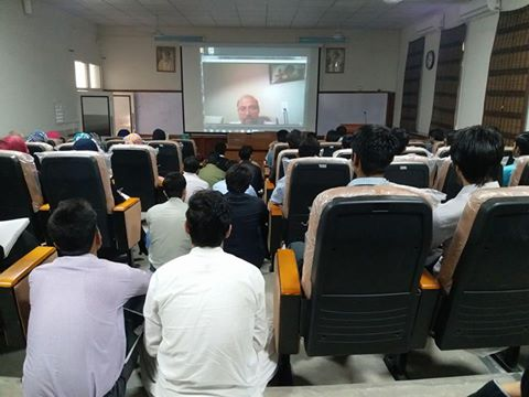 Skype Lecture